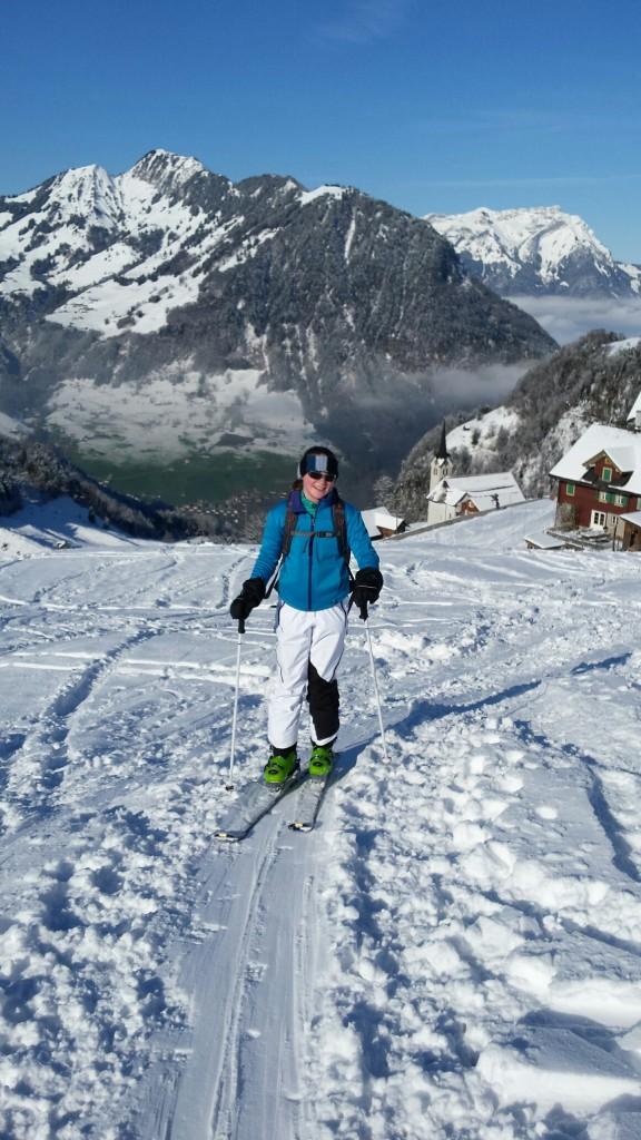 Skitour Carmen